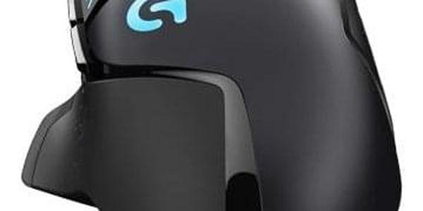 Myš Logitech Gaming G502 Proteus Spectrum černá / optická / 11 tlačítek / 12000dpi (910-004617)2