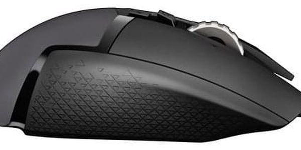 Myš Logitech Gaming G502 Proteus Spectrum černá / optická / 11 tlačítek / 12000dpi (910-004617)5