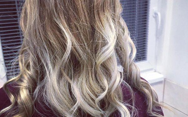 Střih pro polodlouhé vlasy2