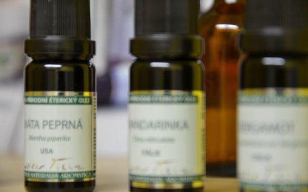 Celková aromaterapeutická masáž těla2