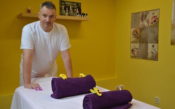 Celková aromaterapeutická masáž těla5