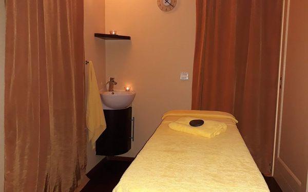 60minutová relaxační masáž5