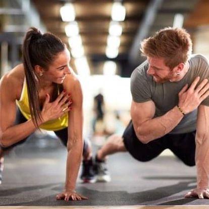 Intenzivní trénink: 10 nebo 20 vstupů + jídelníček jako dárek