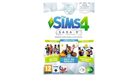 Hra EA PC THE SIMS 4: Bundle Pack 2 (EAPC05145)