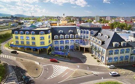 Liberec - Wellness hotel BABYLON, Česko