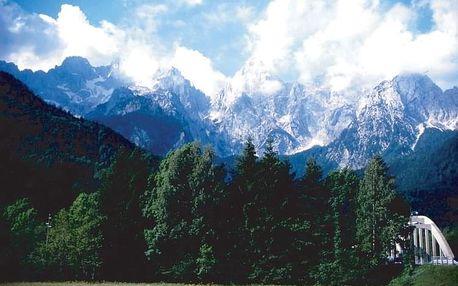 Slovinsko - hory, moře a přírodní zajímavosti, Bohinj