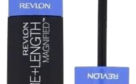 Revlon Volume+Length Magnified 8,5 ml voděodolná řasenka pro ženy 351 Blackest Black