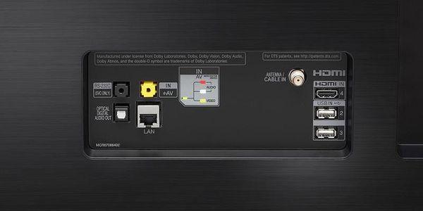 Televize LG OLED55B8S černá/stříbrná2