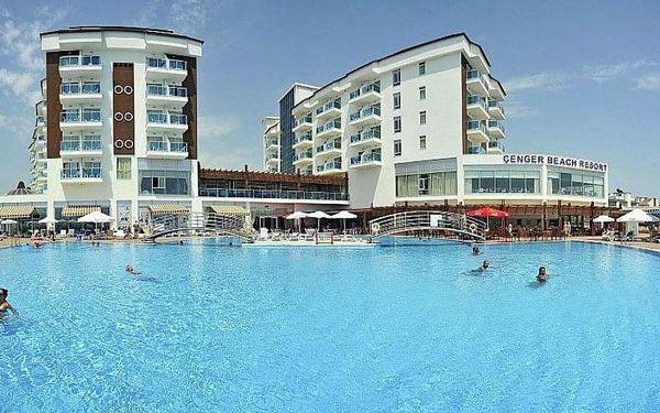 Turecko - Side - Manavgat letecky na 8-9 dnů, all inclusive