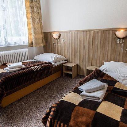 Hotel Magura poblíž Stezky korunami stromů Slovensko