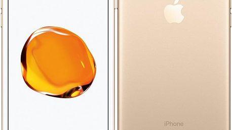 Mobilní telefon Apple iPhone 7 Plus 32 GB - Gold (MNQP2CN/A)