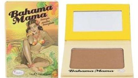 TheBalm Bahama Mama 7,08 g bronzer, oční stíny a konturovací pudr pro ženy