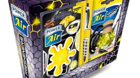 Dárkové sety osvěžovačů vzduchu pro vaše auto i domácnost