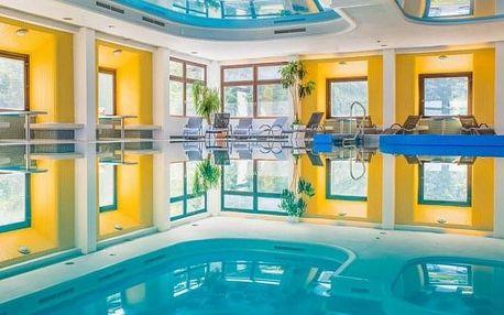 Vídeňské Alpy ve Sporthotelu am Semmering *** s polopenzí, bazénem a lanovkou