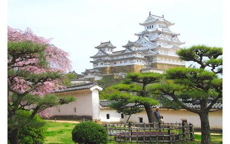 JAPONSKO – okruh na Honšú, památky UNESCO i metropole v době kv...