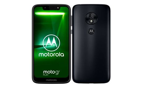 Mobilní telefon Motorola moto g7 play černý (PAE70005RO)