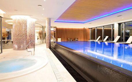 NOVÉ: Hotel Olympic**** s neomezeným wellness