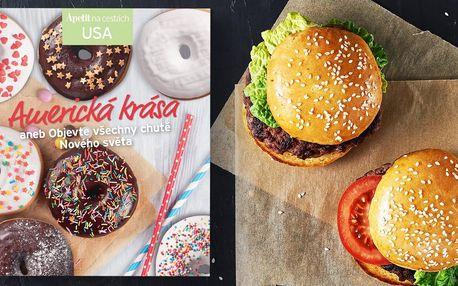 Kuchařka z edice Apetit: Americká krása