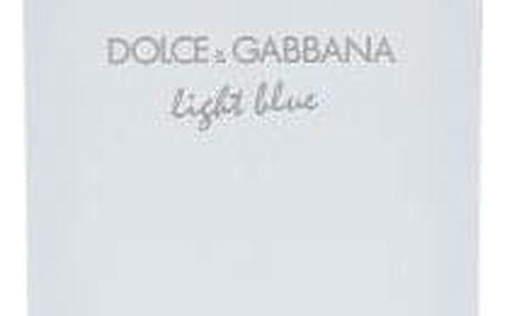Dolce&Gabbana Light Blue 100 ml toaletní voda tester pro ženy