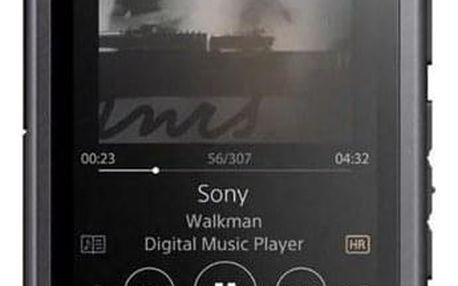 Sony NW-A45B černý
