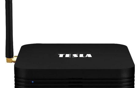 Multimediální centrum Tesla MediaBox X300 černý