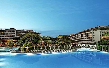 Turecko - Belek letecky na 4-9 dnů, all inclusive