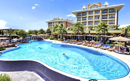 Turecko - Side - Manavgat letecky na 4 dny, all inclusive