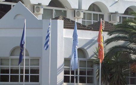 Řecko - Korfu na 7 dní, all inclusive s dopravou letecky z Prahy