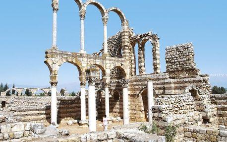 Libanon - Poznávací zájezdy letecky na 7-8 dnů, polopenze
