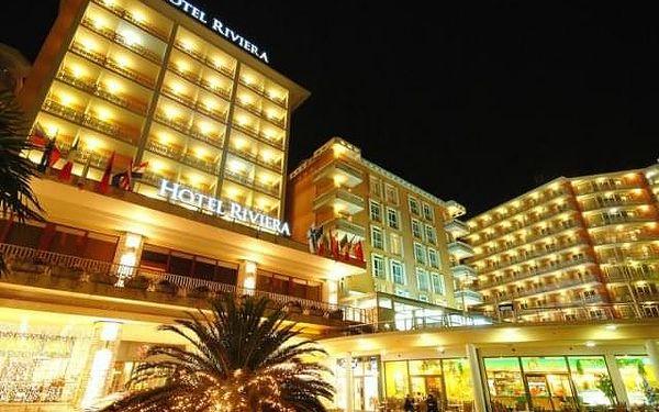 Hotel Riviera, Slovinsko, Dovolená u moře Slovinsko, Portorož