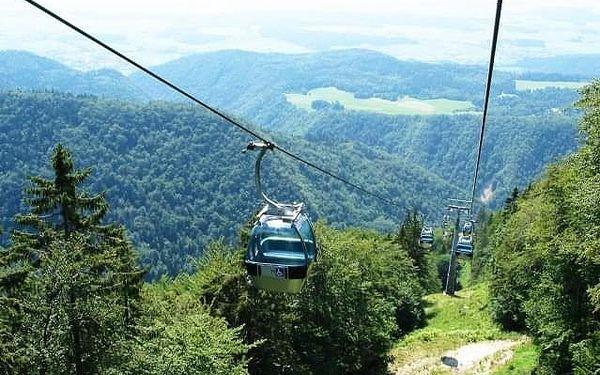 Hotel Krvavec - ZIMA, Slovinsko, Hory a jezera Slovinska, Krvavec, vlastní doprava, snídaně v ceně5