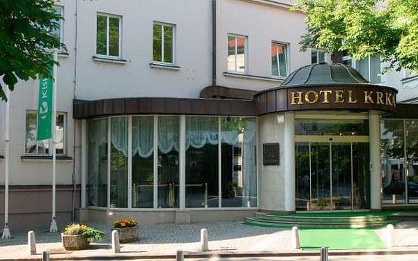 Hotel Krka, Slovinsko, Novo Mesto, Novo Mesto
