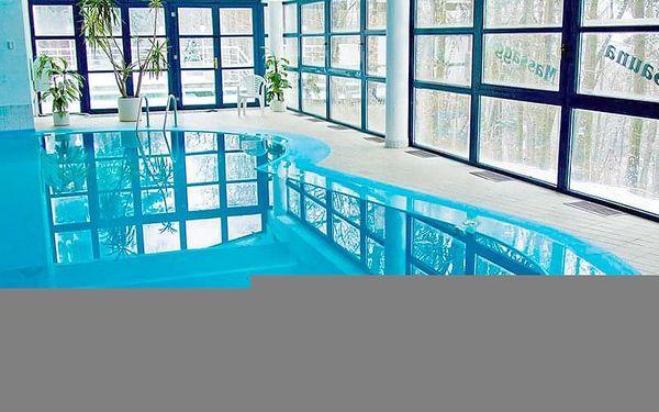 Jižní Čechy ve 4* hotelu v Písku s bazénem, saunou i fitness neomezeně a snídaní
