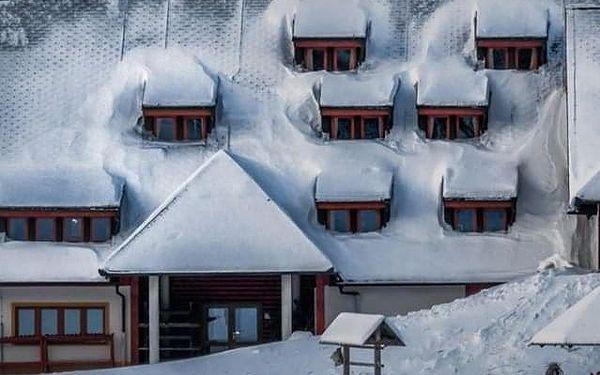 Hotel Krvavec - ZIMA, Slovinsko, Hory a jezera Slovinska, Krvavec