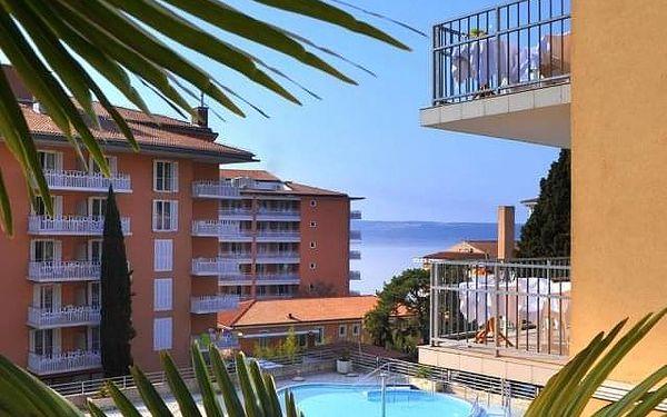 Hotel Mirna, Slovinsko, Dovolená u moře Slovinsko, Portorož