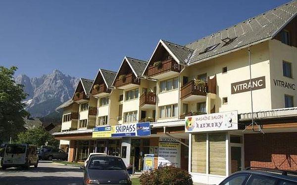 Apartmány Vitranc, Slovinsko, Hory a jezera Slovinska, Kranjska Gora