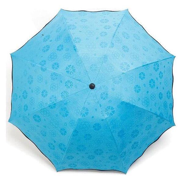 Magický deštník – zelený2