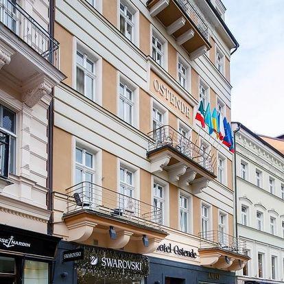 Západočeské lázně: Hotel Ostende