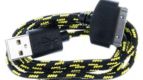 Datový kabel tkanička iPhone, iPad a iPod