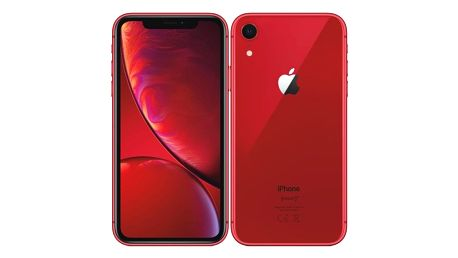 Mobilní telefon Apple iPhone XR 128 GB - (PRODUCT)RED (MRYE2CN/A)