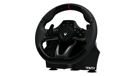 Volant HORI Racing Wheel Overdrive pro Xbox ONE, PC + pedály černá (ACX364321)