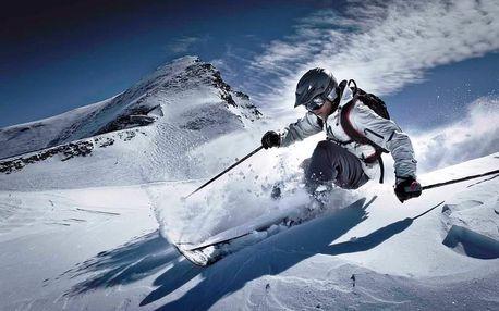 Lyžování Rakousko ledovec Kitzsteinhorn Kaprun 3 dny lyžování vš..., Kaprun - Zell am See