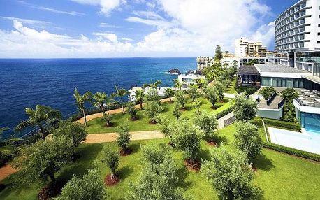 Portugalsko - Madeira letecky na 8-12 dnů, polopenze