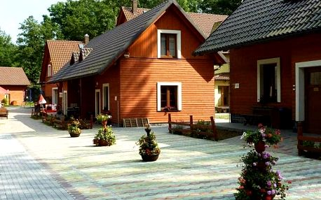 Pronájem vybavené chaty v Jeseníkách až pro 11 os.