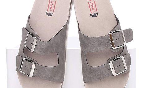JOMIX Dámské pantofle D1895-3G Velikost: 38 (24,5 cm)
