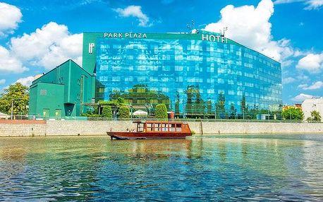 Wroclaw v luxusním 4* hotelu ve centru města se snídaní + dítě do 6,9 let zdarma