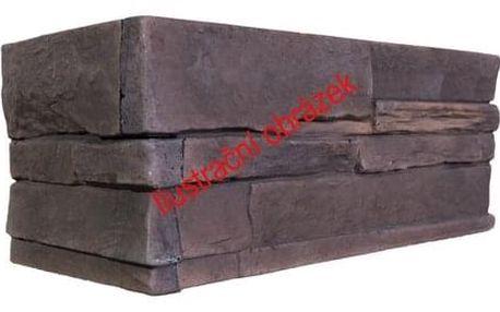 Roh pro betonový obklad VIVIEN brown