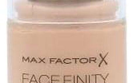 Max Factor Facefinity 3 in 1 SPF20 30 ml tekutý make-up s uv ochranou pro ženy 65 Rose Beige
