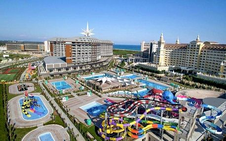 Turecko - Antalya letecky na 8-10 dnů, all inclusive