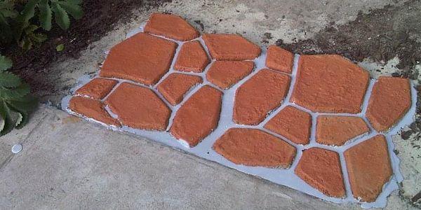 Forma na výrobu chodníků2